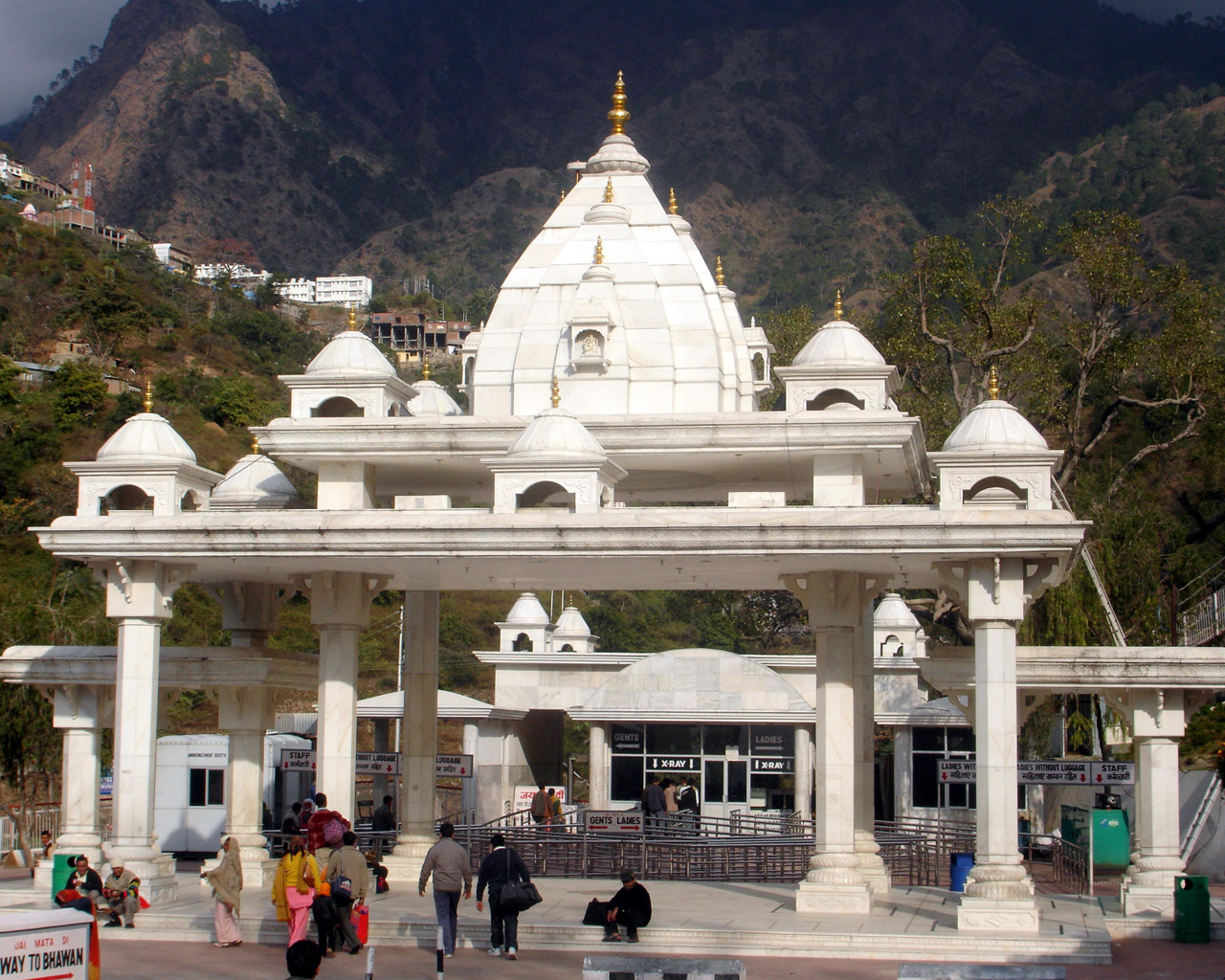 Image result for vaishno devi temple hd images